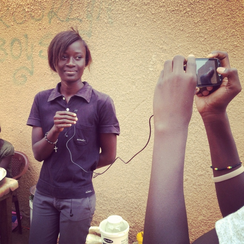 Mobile journalism in Africa