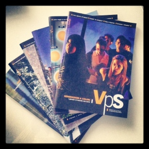 Vecchie copie di VpS